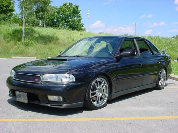 Another EcloneGT 1998 Subaru Legacy post... - 1801772