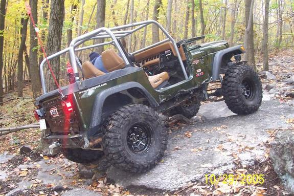 Another domb65yj 1995 Jeep YJ post... - 1804330