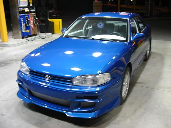 Another Imprtfest 1992 Toyota Camry post... - 1803621