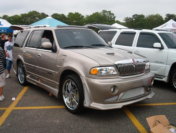 Mmphblk420 2000 Lincoln Navigator Specs Photos Modification Info At Cardomain