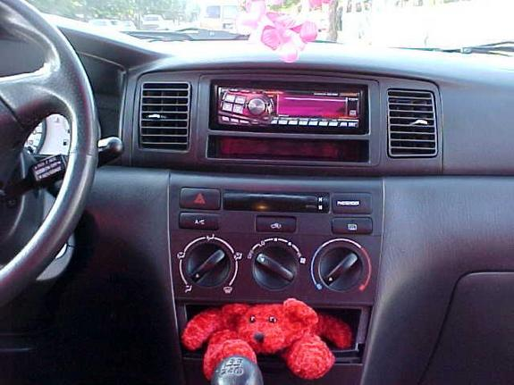 Another ladylade 2003 Toyota Corolla post... - 1806554