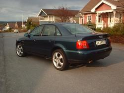 DjMazs 1995 Audi A4