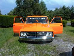 unlawful_ridez67 1967 Chevrolet C/K Pick-Up