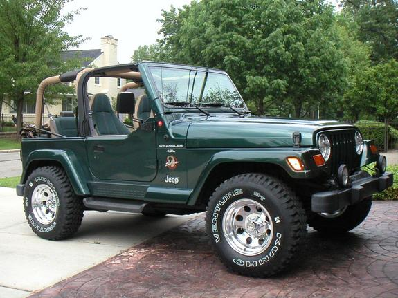 MrHofmann 1999 Jeep Wrangler Specs Photos Modification Info at