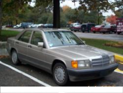 Legend36s 1992 Mercedes-Benz 190-Class