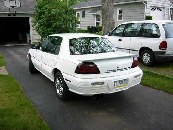 Devitr 1994 Pontiac Grand Am Specs  Photos  Modification