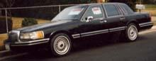 MrBee 1994 Lincoln Town Car
