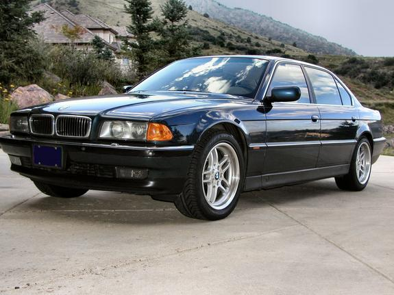jimbartlett 1997 BMW 7 Series