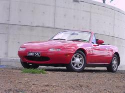 AllisonBuzzos 1989 Mazda Miata MX-5