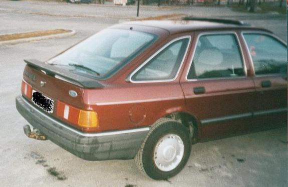 Another maxines 1989 Ford Sierra post... - 1817296