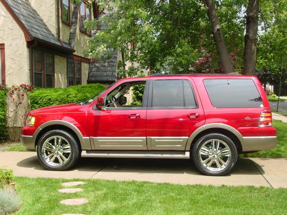 WhynotZ 2003 Ford Expedition Specs Photos Modification Info at