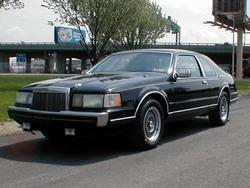 oldschool2 1989 Lincoln Mark VII