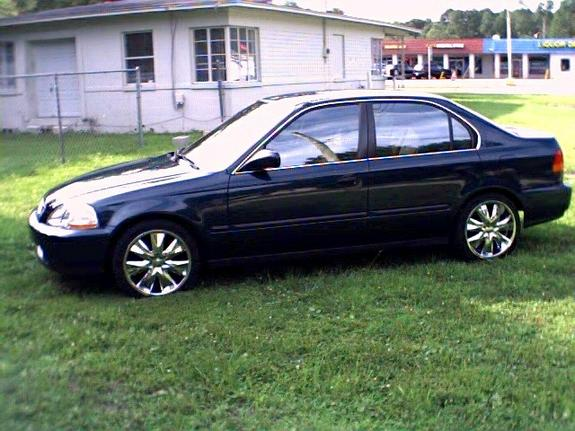 kittkat 1998 honda civic specs photos modification info. Black Bedroom Furniture Sets. Home Design Ideas