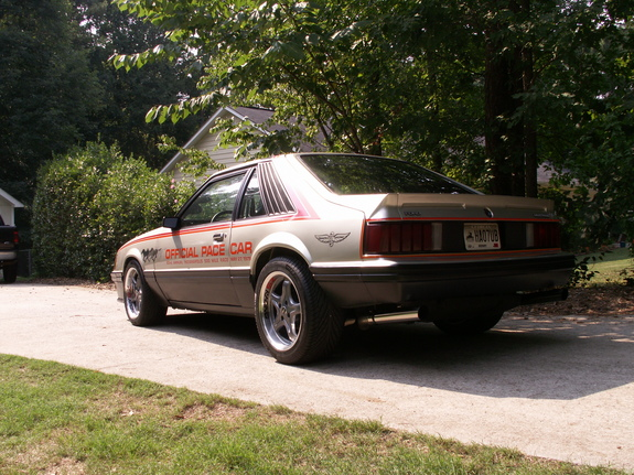 Another 79indypacecar 1979 Ford Mustang post... - 1820677