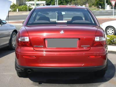 Another BLK95GAGT 2001 Holden Commodore post... - 1823612