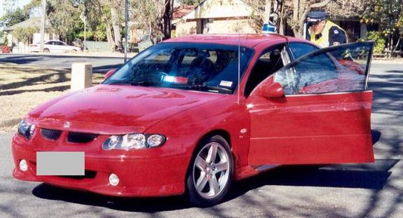 Another BLK95GAGT 2001 Holden Commodore post... - 1823613
