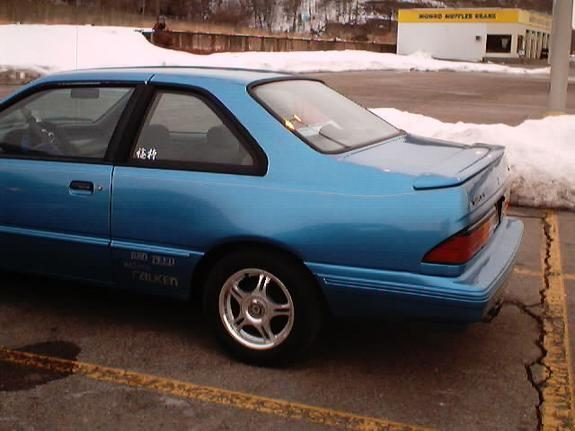 Another FordTuner 1992 Ford Tempo post... - 1824527