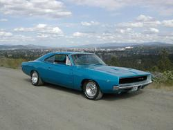 cleanram 1968 Dodge Charger
