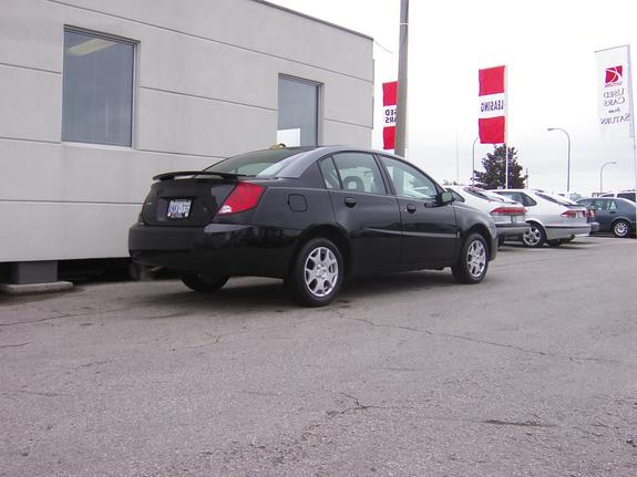 arley 2003 Saturn Ion