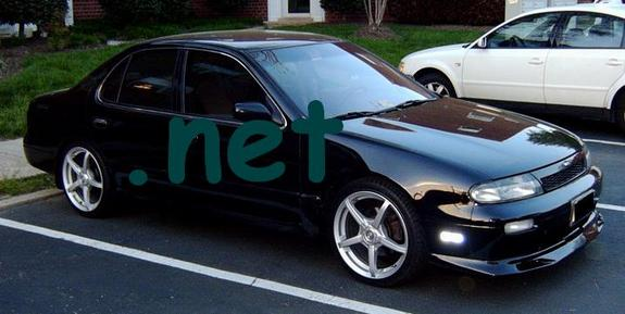 Another zedstyle1 1994 Nissan Altima post... - 1830488