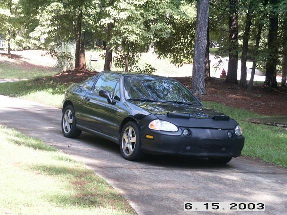 scrump 1995 honda del sol specs photos modification info. Black Bedroom Furniture Sets. Home Design Ideas