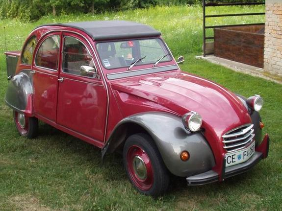 pubi2cv 1976 citroen 2cv specs photos modification info at cardomain. Black Bedroom Furniture Sets. Home Design Ideas