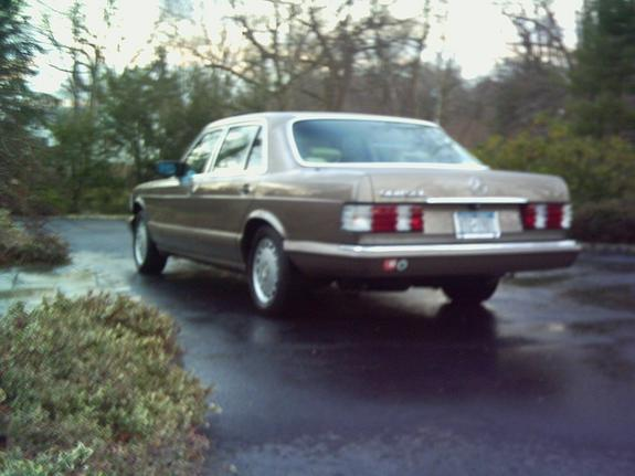 Another Sheldawg 1991 Mercedes-Benz S-Class post... - 1837259