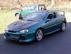colonelsmx3s 1993 Mazda MX-3