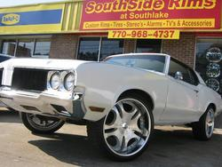 thehoegetter 1970 Oldsmobile Cutlass Supreme