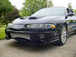 CurtFury 2000 Oldsmobile Intrigue