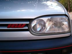vwdubgirls 1996 Volkswagen Golf