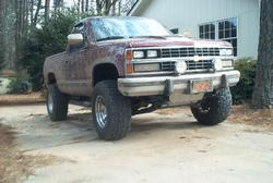 Another 85GMCStreetBeast 1989 Chevrolet C/K Pick-Up post... - 1845675