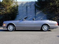 BLK95GAGT 2002 Bentley Azure