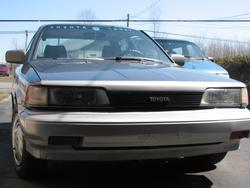 AcuraRSXPrtome 1987 Toyota Camry