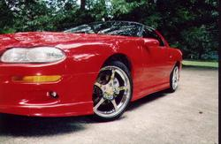 Carpenter98 1998 Chevrolet Camaro