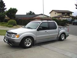 TracNJack 2002 Ford Explorer Sport Trac