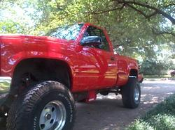 4fourby4four35s 1996 GMC Sierra 1500 Regular Cab