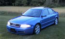 Another Drumn321 2001 Audi S4 post... - 1851966
