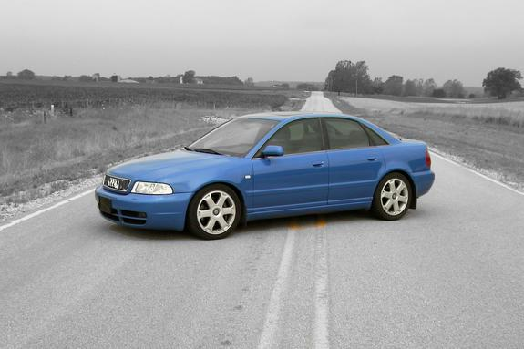 Another Drumn321 2001 Audi S4 post... - 1851979