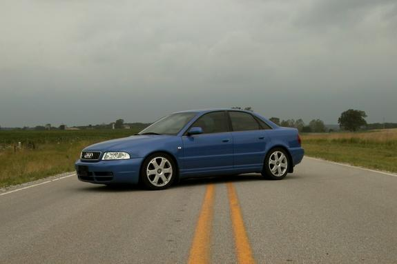 Another Drumn321 2001 Audi S4 post... - 1851981