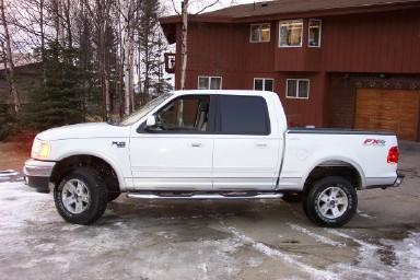 Screwiffic S 2003 Ford F150 Regular Cab In Anchorage Ak