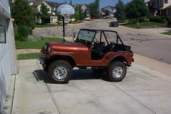 Renegade84 1974 Jeep CJ5