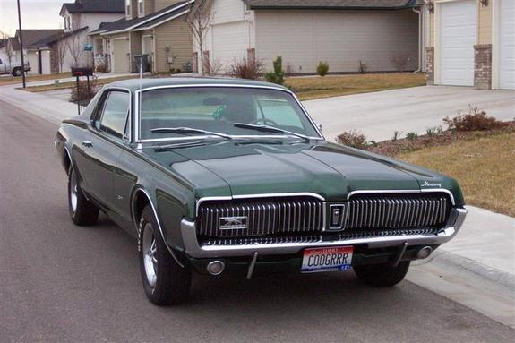 Another hcgalvin 1967 Mercury Cougar post... - 1860841