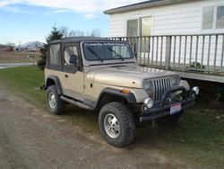 bonehead99s 1994 Jeep Wrangler