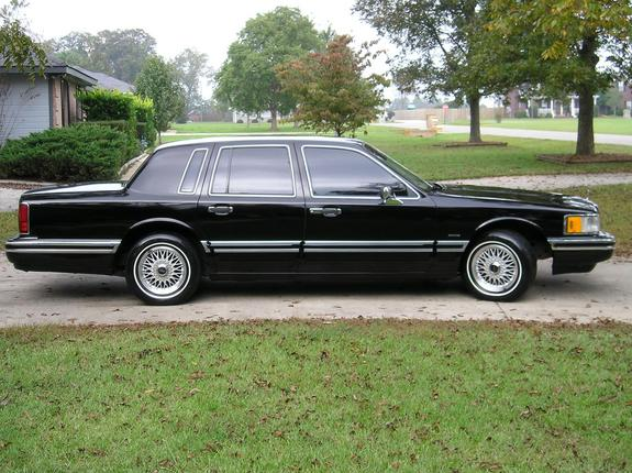 Nescrs 1992 Lincoln Town Car S Photo Gallery At Cardomain