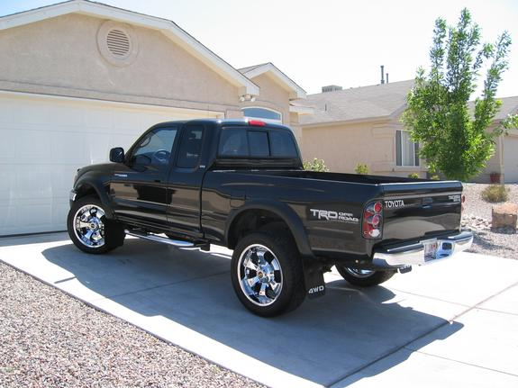 trd2002 2002 toyota tacoma xtra cab specs photos modification info at cardomain. Black Bedroom Furniture Sets. Home Design Ideas