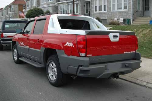 kraze1 2002 Chevrolet Avalanche Specs Photos Modification Info