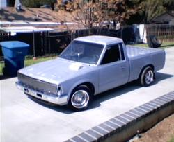 CRIP213s 1986 Nissan Regular Cab