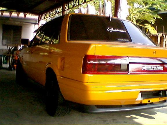 Another mat_low_blow 1990 Nissan Sentra post... - 1869753