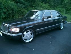 izzodeshs 1991 Mercedes-Benz S-Class